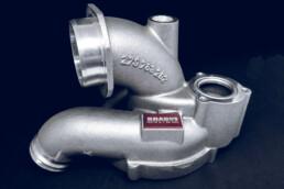 Brabus G900 compressor housing