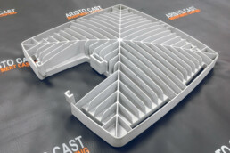 3D printed, optimized LED lights from voxeljet