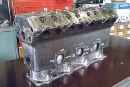 Original engine as model