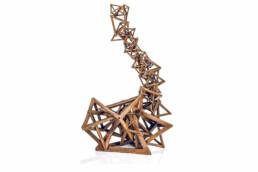 3D printed sculpture by voxeljet