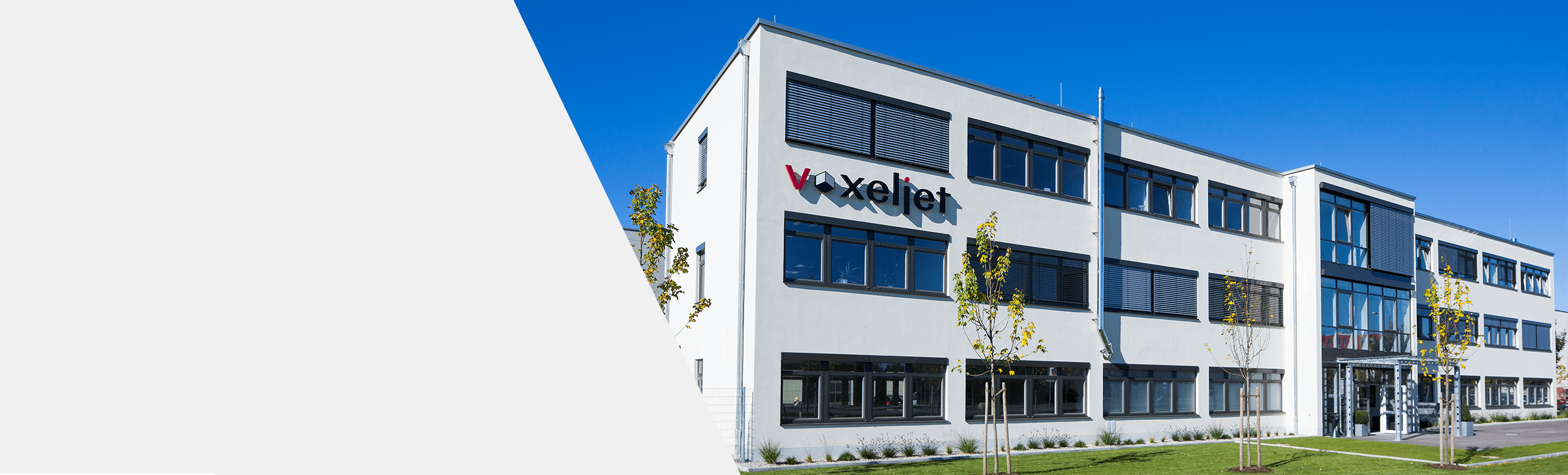 The voxeljet AG