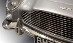 Aston Martin from the voxeljet 3D printer