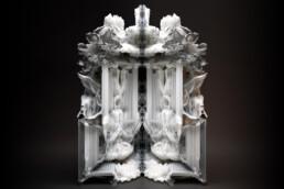 Art model from the voxeljet 3D printer