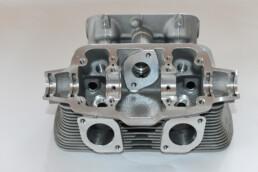3D mold for Porsche cylinder head