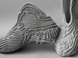 Coral Runner by shoe designer Shun Ping Pek