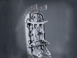 3D printed aircraft door from voxeljet