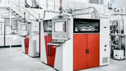 The VX1000 industrial 3D printing system from voxeljet