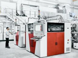 The multi-material 3D printer from voxeljet