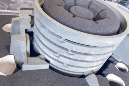 3d printed sand core