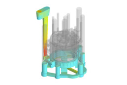 Foundry simulation 3d from voxeljet