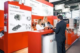 Trade fair and events from voxeljet