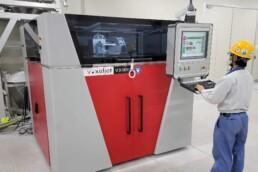 Industrial ceramic 3d printer from voxeljet